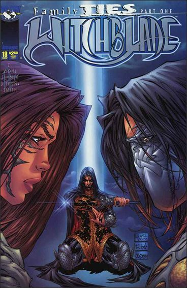 Witchblade 18-A by Top Cow