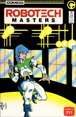Robotech: Masters 12-A