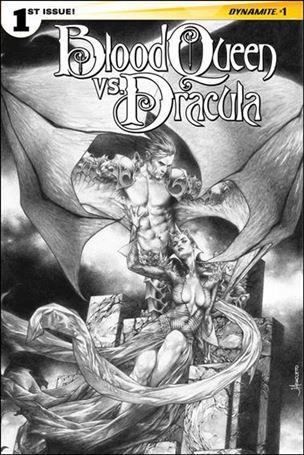 Blood Queen vs Dracula 1-E