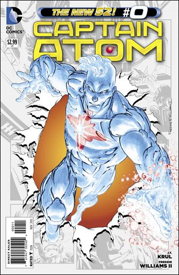 Captain Atom (2011) 0-A by DC