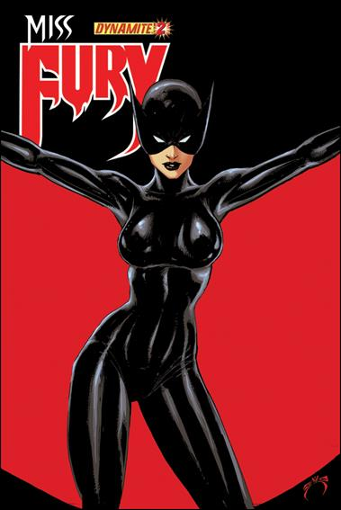 Miss Fury (2013) 2-A by Dynamite Entertainment