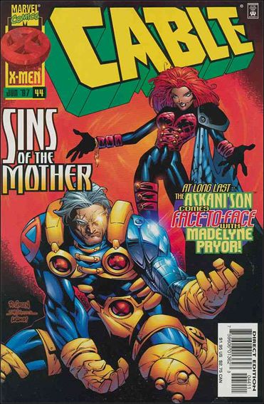 Cable (1993) 44-A by Marvel
