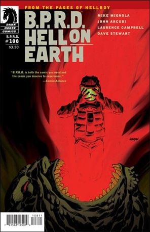 B.P.R.D. Hell on Earth (2012) 108-A