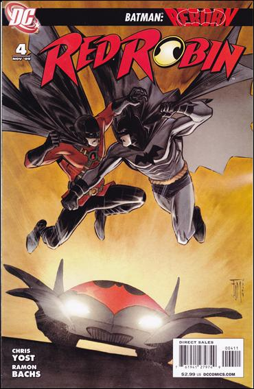 Red Robin 4-A by DC