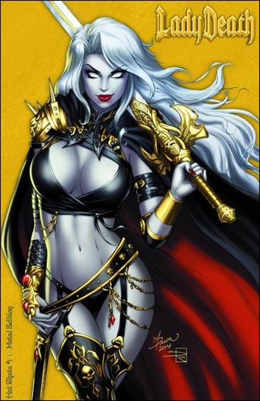 Lady Death: Hot Shots 1-G by Coffin Comics