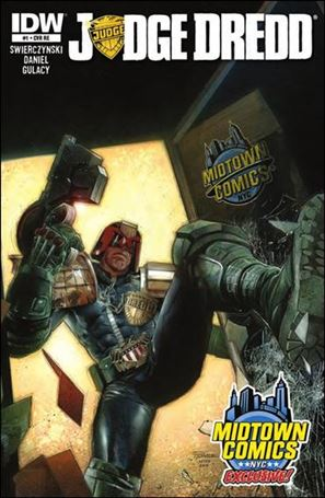 Judge Dredd (2012) 1-LN
