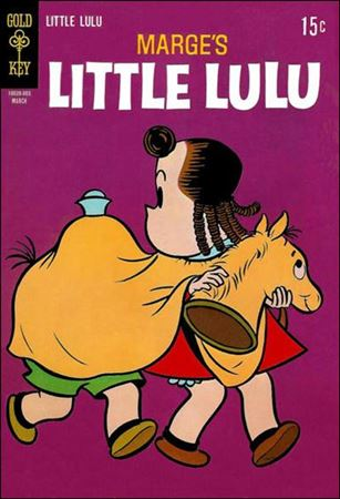 Marge's Little Lulu 195-A