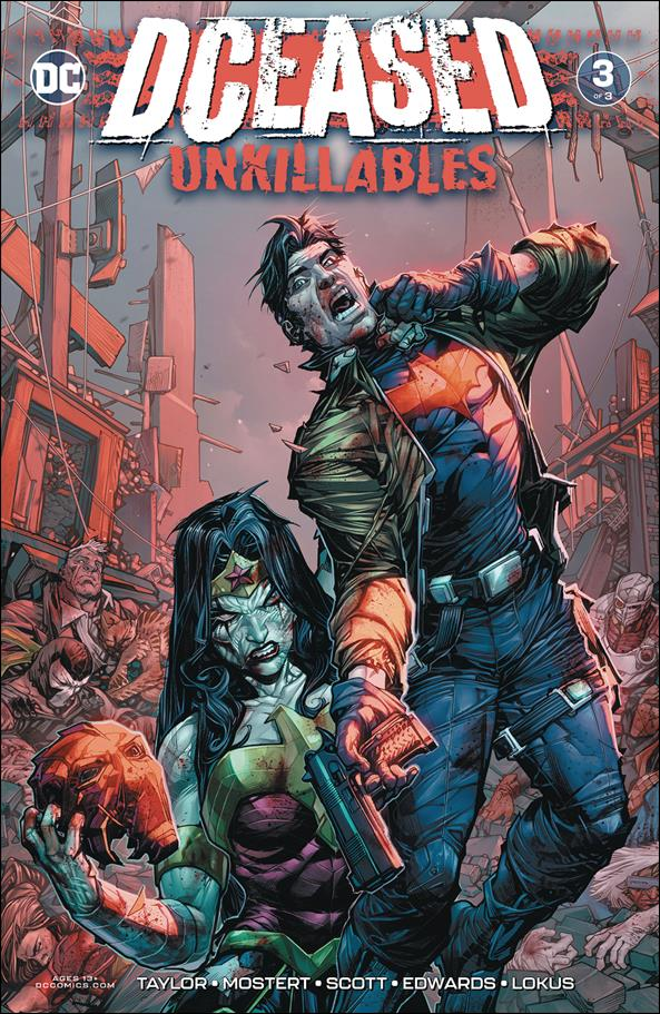 DCeased: Unkillables 3-A by DC