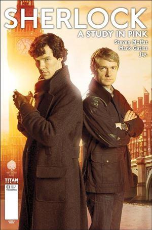 Sherlock: A Study in Pink 1-B
