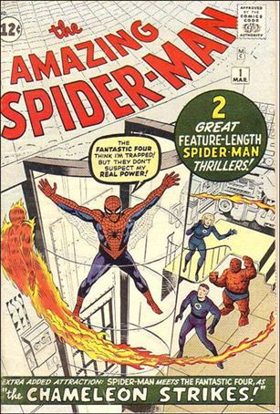 Amazing Spider-Man (1963) 1-A