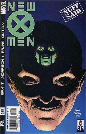 New X-Men (2001) 121-A