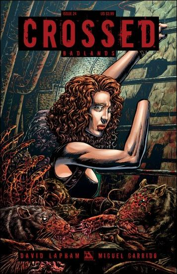 Crossed: Badlands 24-A by Avatar Press