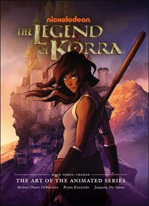 Legend of Korra: The Art of the Animated Series 3-A