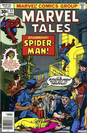 Marvel Tales (1966) 77-A by Marvel