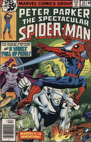 Spectacular Spider-Man (1976) 25-A by Marvel