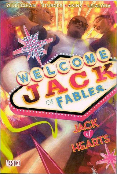 Jack of Fables 2-A by Vertigo