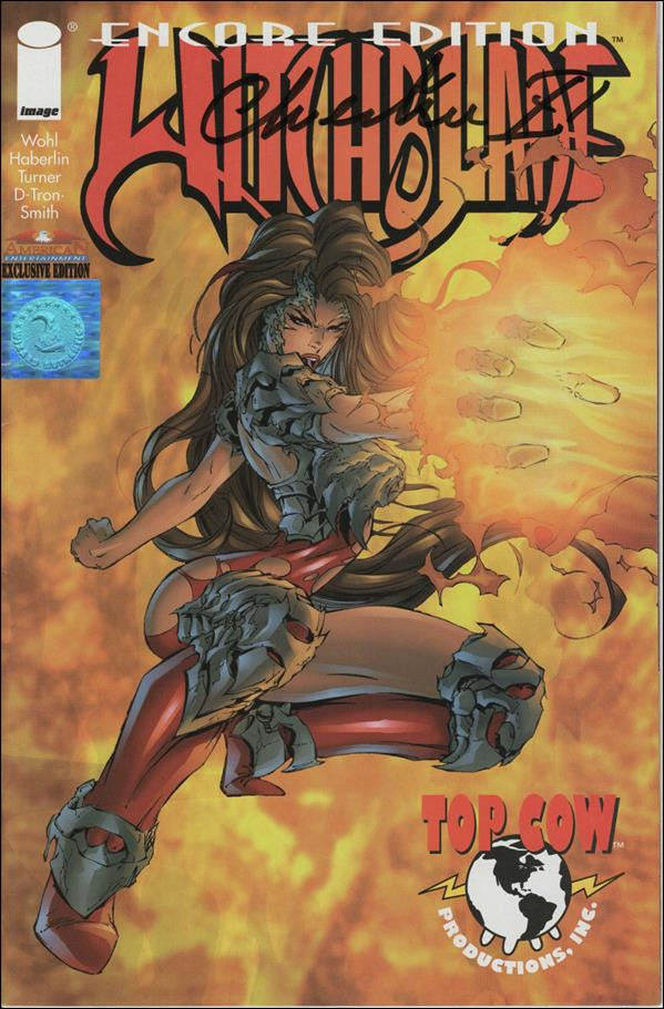 Witchblade (1995) 2-C by Top Cow