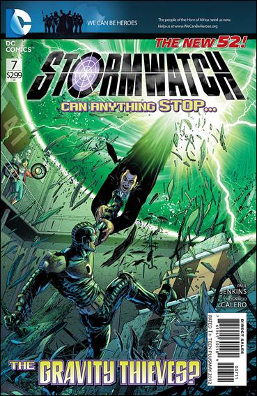 StormWatch (2011) 7-A by DC