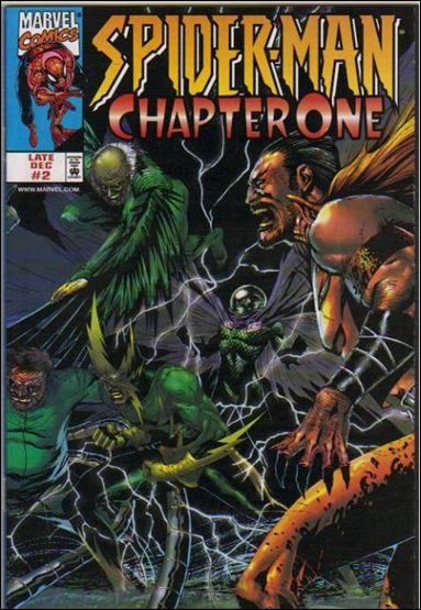 Spider-Man: Chapter One 2-C by Marvel