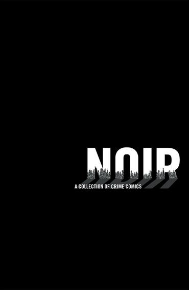 Noir 1-A by Dark Horse