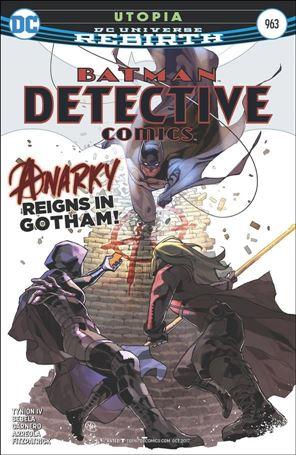 Detective Comics (1937) 963-A
