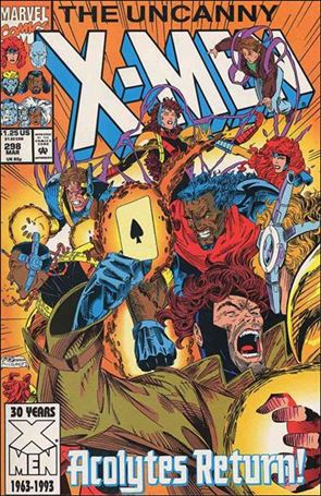 Uncanny X-Men (1981) 298-A