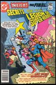 Secrets of the Legion of Super-Heroes 3-A