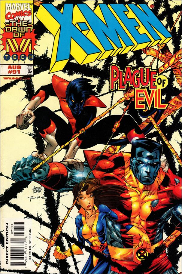 X-Men (1991) 91-A by Marvel