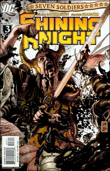 Seven Soldiers: Shining Knight 3-A by DC