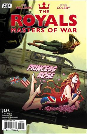 Royals: Masters of War 2-A