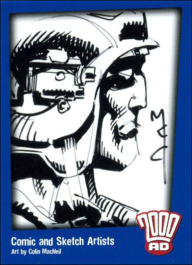 30 Years of 2000 AD: Series One (Base Set) 65-A by Strictly Ink