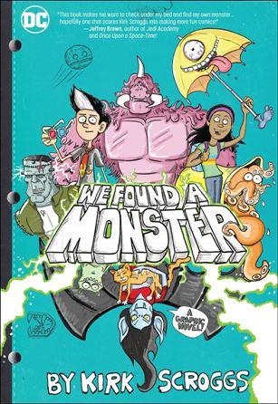 We Found a Monster nn-A