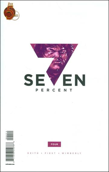 Seven Percent 4-A by Red 5 Comics
