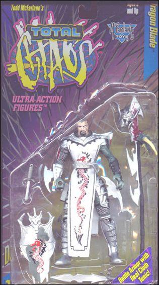 Total Chaos (Series 1) Dragon Blade by McFarlane Toys