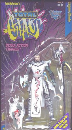 Total Chaos (Series 1) Dragon Blade