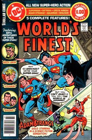 World's Finest Comics 263-A