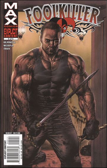 Foolkiller (2007) 5-A by Max