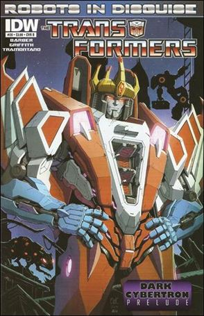 Transformers: Robots in Disguise 20-B