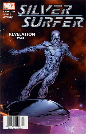 Silver Surfer (2003) 7-A by Marvel