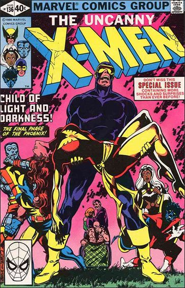 X-Men (1963) 136-A by Marvel