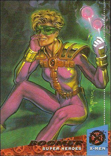 1994 Fleer Ultra X-Men (Base Set) 24-A by Fleer