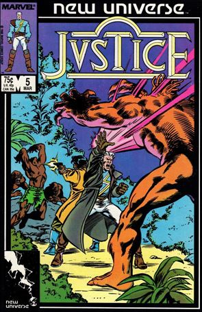Justice (1986) 5-A