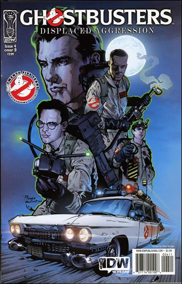 Ghostbusters: Displaced Aggression 4-B by IDW