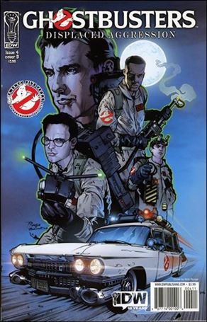 Ghostbusters: Displaced Aggression 4-B