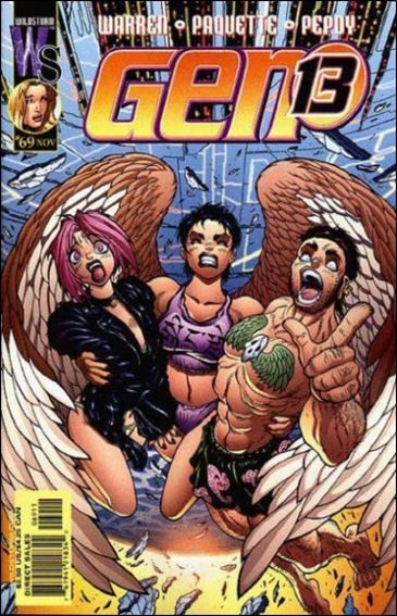 Gen13 (1995) 69-A by WildStorm