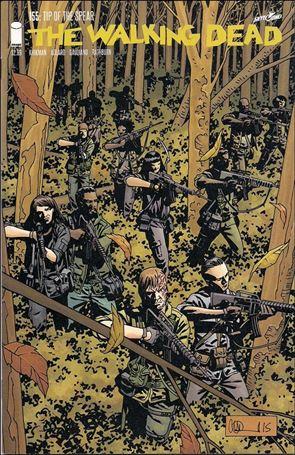 Walking Dead (2003) 155-A
