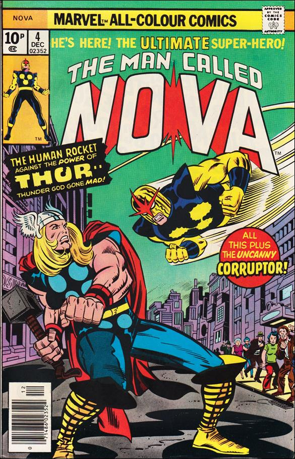 Nova (1976) 4-B by Marvel