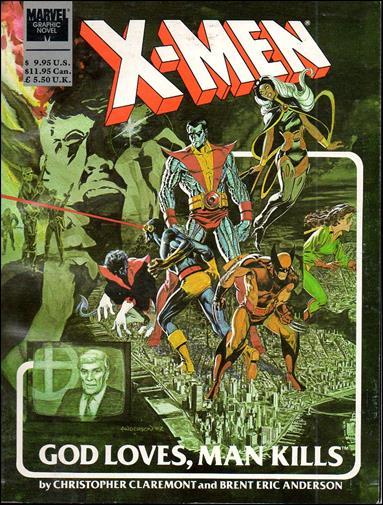 Marvel Graphic Novel 5-J by Marvel