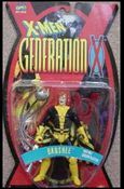X-Men (Generation X) Banshee (Black and Yellow Costume)
