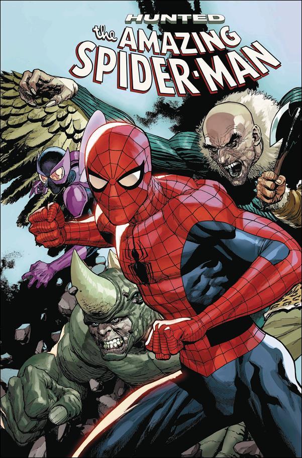 Amazing Spider-Man (2018) 17-B by Marvel